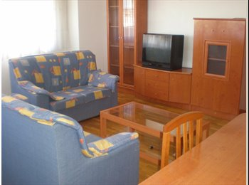 Students flat, within 20 mnts walk from the uni.