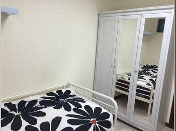 EasyPiso ES - COZY ROOM IN AN INTERNATIONAL FLAT IN BILBAO METRO STATION, 6 ROOMS 4 BATHROOMS, Salamanca - 400 € por mes