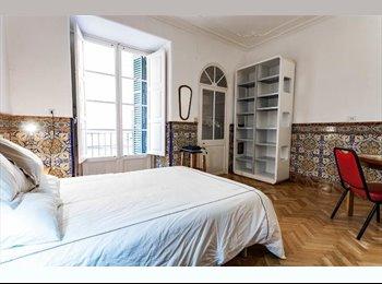 Alquilo preciosa habitación en el centro de Palma