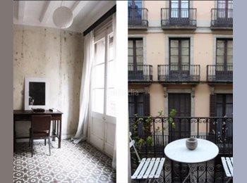 Alquiler de habitaciones en piso alto standing