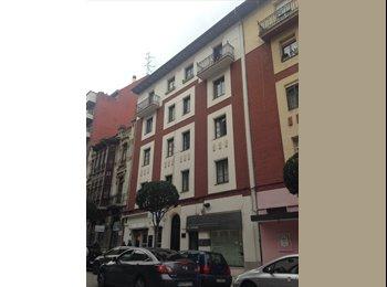 Se alquila piso en el centro de Oviedo!