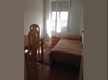 Habitación en piso de estudiantes