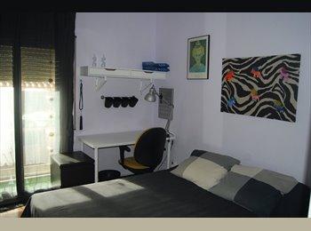 Habitación Cebra y Habitación Vintage