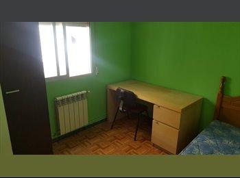 Habitación de Alquiler Getafe 27 Leganés (Madrid)