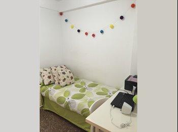Habitación individual, Rambla Nova