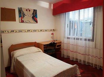 Se alquila habitacion al lado del campus de Elviña