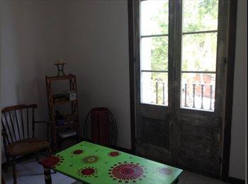 EasyPiso ES - Habitación doble en el corazón de Gracia, Gràcia - 380 € por mes