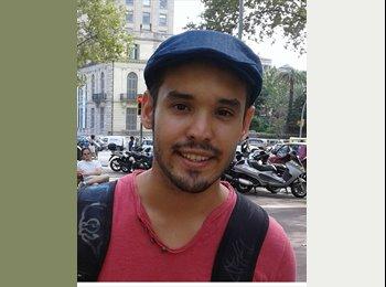 Juan Carlos - 23 - Estudiante