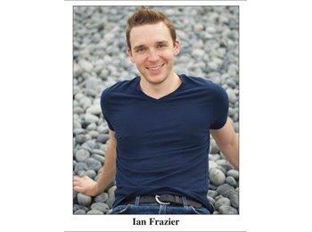 Ian Frazier - 32 - Estudiante