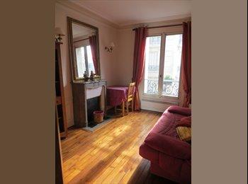 Appartager FR - CHAMBRE CALME DANS UN BEAU QUARTIER (16e), Boulogne-Billancourt - 750 € /Mois