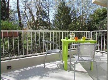 Appartager FR - Colocation internationale sur espace vert - Montpellier-centre, Montpellier - 470 € /Mois