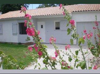 Maison à 800 m de l'université de La Rochelle et 2 km du...