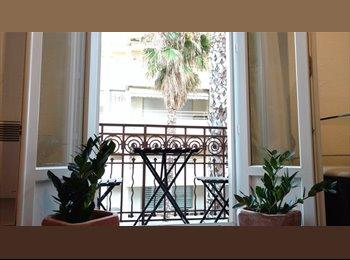 3 pièces centre Juan les Pins, idéal colocation