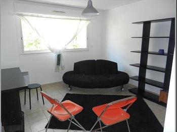 Appartager FR - studio meublé campus de lavalette - Hôpitaux-Facultés, Montpellier - 500 € /Mois