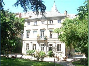 Appartager FR - coloc au chateau de grandclément, Lyon - 450 € /Mois