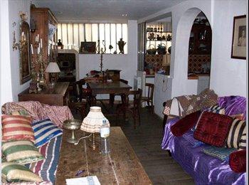 maison style atelier calme clair
