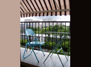 Appartager FR - chambre meublée dans un appartement  en colocation - Villejean - Beauregard, Rennes - 300 € /Mois
