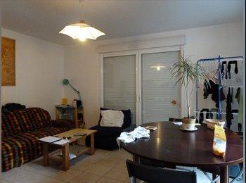 Appartager FR - Colocation dans une maison avec jardin, Nantes - 310 € /Mois