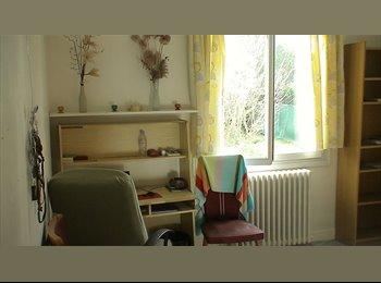 Appartager FR - Location de chambres dans maison tranquille - Quiet houseshare, Toulouse - 200 € /Mois