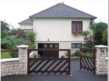 Appartager FR - pavillon individuel en colocation calme - Ifs, Caen - 350 € /Mois