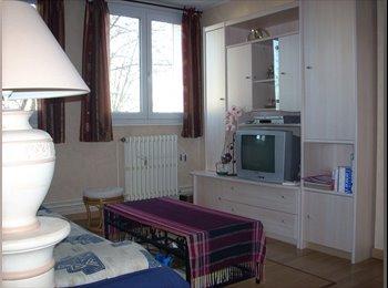 Appartager FR - Dans  appartement  T3 Deux chambres en Colocation - Compans, Toulouse - 310 € /Mois
