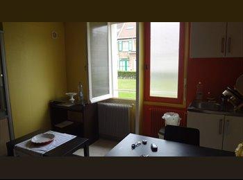 Appartager FR - ENTRE CENTRE VILLE ET PLAGE - Dunkerque, Dunkerque - 440 € /Mois