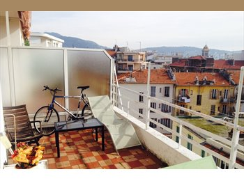 Chambre au coeur de Nice