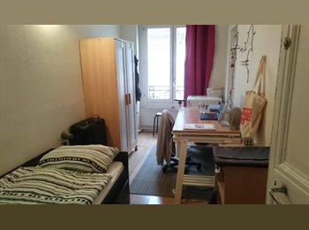 Appartager FR - lyon 6ieme joli quartier, chambre meublee , coloc etudiants , wifi - 6ème Arrondissement, Lyon - 380 € /Mois