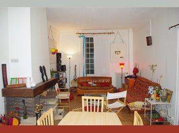 Appartager FR - Belle et grande maison,  petit jardin - Busca - St Michel - Ramier, Toulouse - 460 € /Mois
