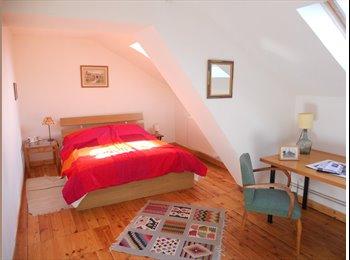 Appartager FR - chambre dans une maison familiale, Metz - 350 € /Mois