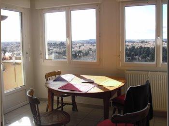 Appartager FR - béziers superbe appart avec vue sur les montagnes, Béziers - 350 € /Mois
