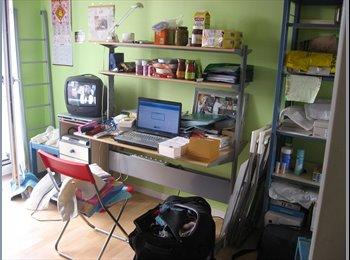 Appartager FR - Studio tout confort de 19 m2 meublé - 7ème Arrondissement, Lyon - 495 € /Mois