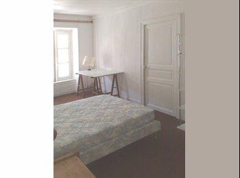 Appartager FR - Chambre dans immeuble calme centre ville - Clermont-Ferrand, Clermont-Ferrand - 300 € /Mois