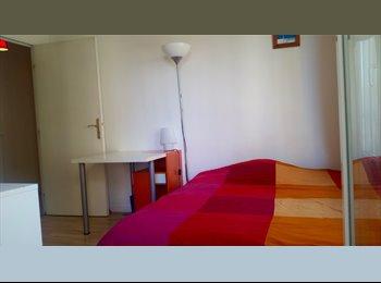Chambre à louer avec SDB privée dans un appart de 90m² (à 5...