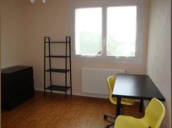 Appartager FR - chambre en colocation proche des facultés, Nantes - 355 € /Mois