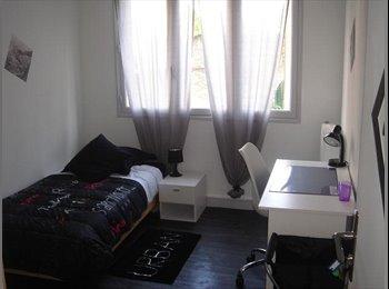 Magnifique chambre meublée dans appartement