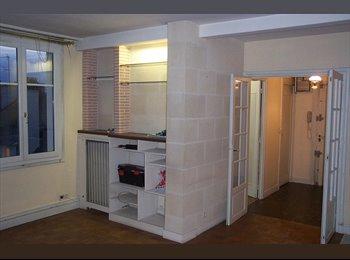 Angers centre, colocation pour 3 personnes.
