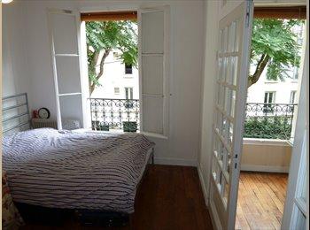 Appartager FR - Square Caulaincourt - 18ème Arrondissement, Paris - Ile De France - 750 € /Mois