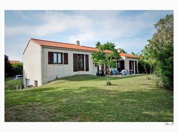 Coloc, Chambre dans maison sur Bouguenais