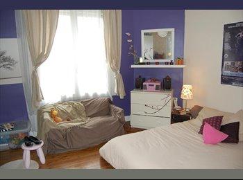 Appartager FR - REIMS Dauphinot, Grande coloc proche centre ville, Reims - 350 € /Mois