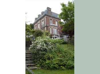 Appartager FR - Maison ROUEN jardin et terrasse all inclusive - Rouen, Rouen - 550 € /Mois