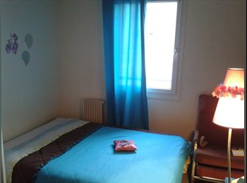 Une belle chambre  agréable  dans un appart sympa