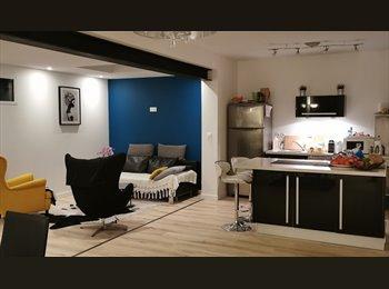 Appartager FR - Colocation Maison centre ville 1-9mois, Nantes - 400 € /Mois