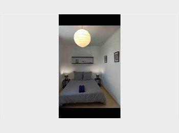 COLOCATION de 4 chambres WIFI GRATUIT