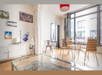 Appartager FR - Luminous, confortable and perfectly located flat - 2ème Arrondissement, Paris - Ile De France - 850 € /Mois