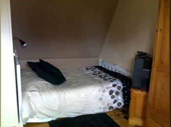 chambre meublée chez habitant