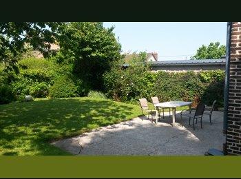 Appartager FR - Chambre disponible dans maison; - Rouen, Rouen - 450 € /Mois