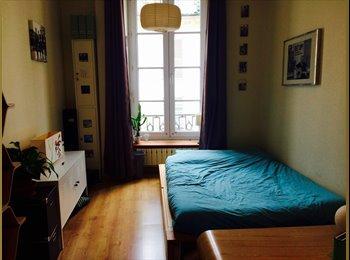 Coloc sympa Paris 10eme - république
