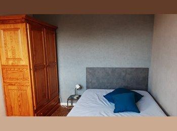 Appartager FR - chambre meublée -métro A- Uni II Mirail-JeanJaurès - Fontaine Lestang-Papus-Croix de Pierre, Toulouse - 320 € /Mois