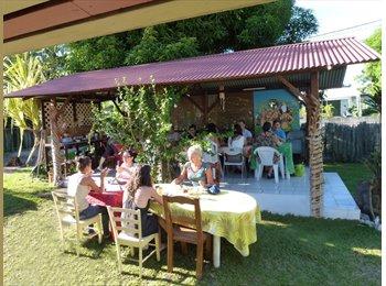 Appartager FR - FIN PUNAAUIA - DEBUT PAEA : CHAMBRES A LOUER - Paea, Polynésie Française - 545 € /Mois